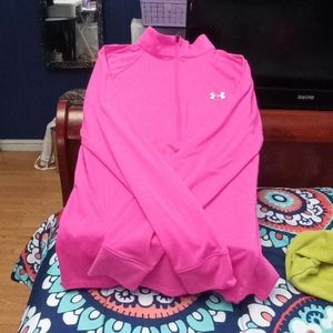 Women's under armour long sleeve fitted shirt